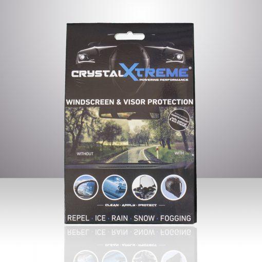 CrystalXtreme® Protección de parabrisas y viseras